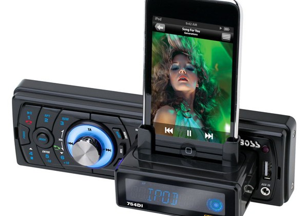 in-car fm transmitter, mp3 player and flash drive on the cheap